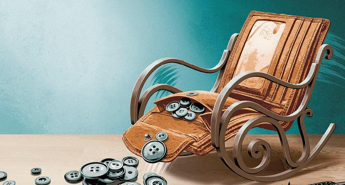 emerytura, fotel, kruk, PiS