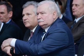 PiS będzie rządził do 2031 roku? Wałęsa i Kwaśniewski we wspólnym wywiadzie