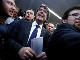 Chciał oderwać Katalonię od Hiszpanii, teraz będą go ścigać międzynarodowym listem gończym