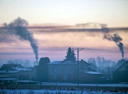 Dymiace kominy w domach jednorodzinnych