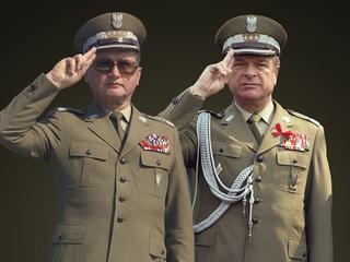 Jaruzelski i Kiszczak jednak stracą generalski stopień?
