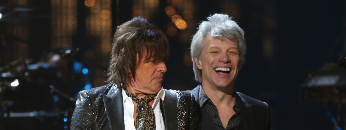 Rock & Roll Hall of Fame Jon Bon Jovi