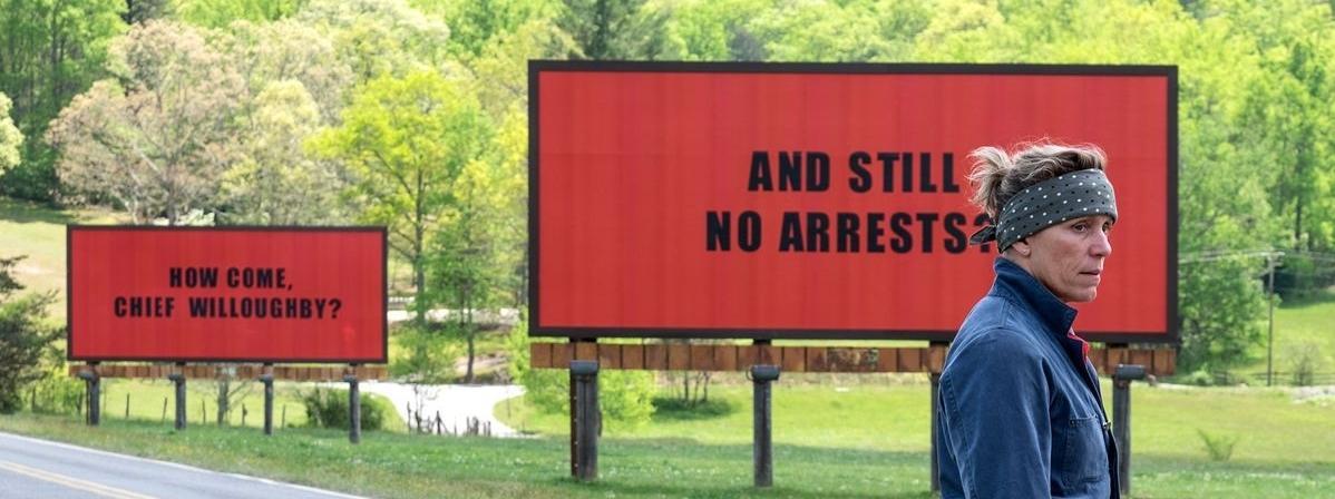 Francess McDormand Trzy billboardy za Ebbing, Missourii