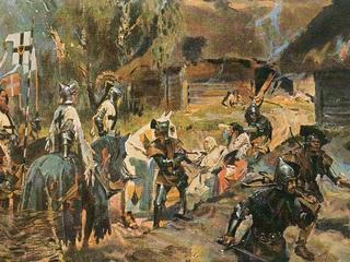 Jak Europa krwawo nawracała Słowian i Bałtów