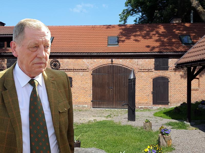 minister szyszko tuczno stodoła