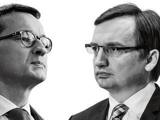 Śledztwo w sprawie GetBack to kolejna odsłona wojny na linii Ziobro-Morawiecki?