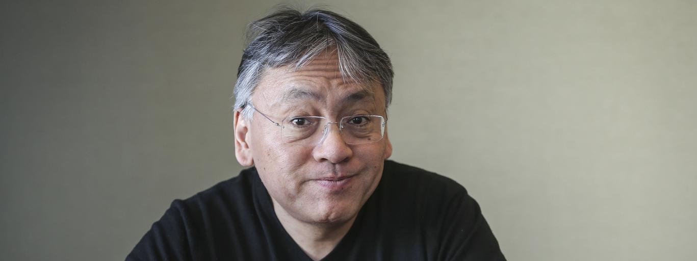 Kazuo Ishiguro literatura Literacka Nagroda Nobla 2017