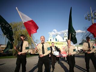 Znamienne milczenie Kościoła ws. neofaszystów