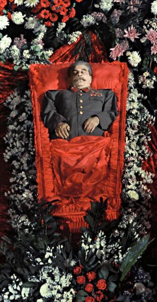 Ostatnie chwile Stalina
