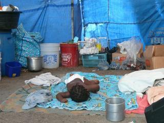 Odbudowa Haiti: Bieda, beznadzieja, bezsilność