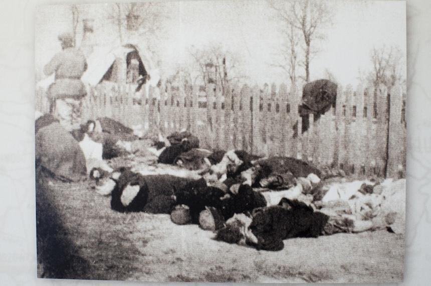 Rzeź wołyńska luty 1943-1944