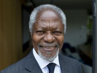Zmarł Kofi Annan były sekretarz generalny ONZ