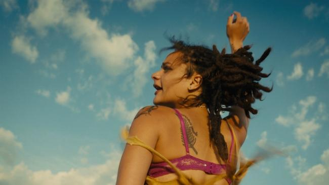 "Kadr z filmu ""American Honey"""