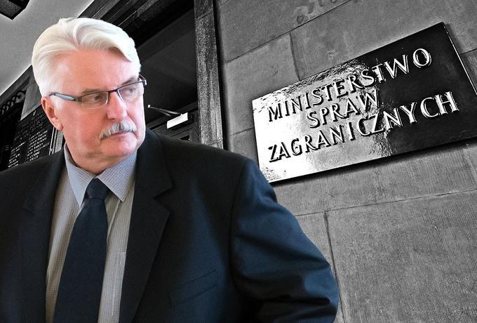 PiS bierze się za MSZ. I chce wykończyć dyplomację