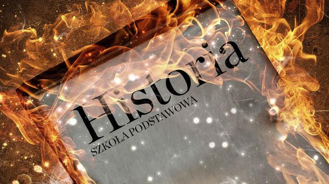 historia, podręczniki, men