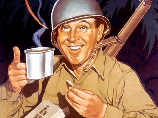 """Algorytm picia kawy. Tajna """"broń"""" amerykańskiej armii"""