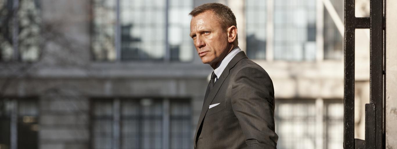 James Bond 007 Daniel Craig Skyfall