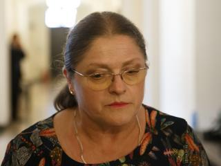 Krystyna Pawłowicz nie uczciła pamięci Szarego Człowieka [WIDEO]