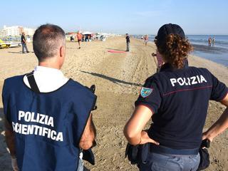 Dramatyczne zeznania Polki zgwałconej w Rimini