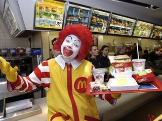 Kolejny McDonald's poświęcony. Czego Kościół nie nauczył się przez 25 lat
