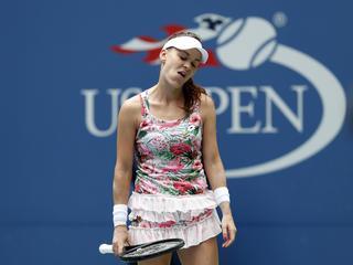 Trzygodzinny horror. Radwańska odpadła z US Open w III rundzie