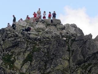 Tatry: 158 akcji TOPR i szczyty głupoty turystów