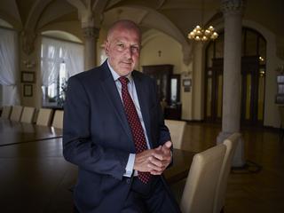 Prezydent Wroclawia Rafal Dutkiewicz
