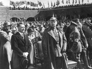 Pielgrzymki Niemców do Grunwaldu