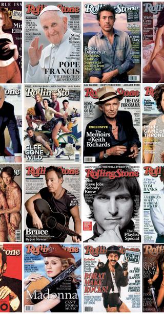Pokolenie Rolling Stone