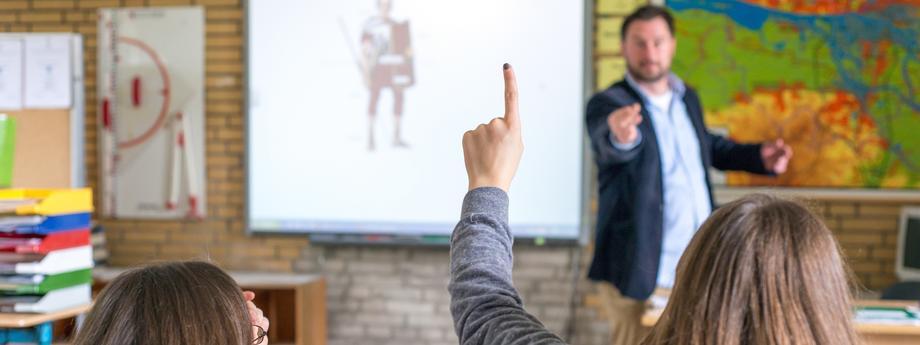niemcy szkoła klasa