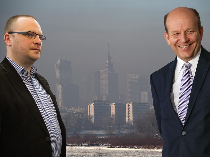 Warzecha, Radzwiłł, smog