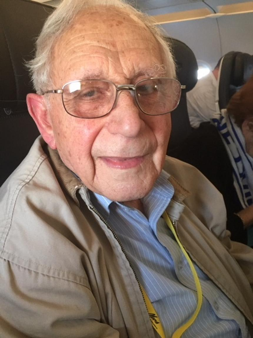 "Chaim ""Harry"" Olmer"