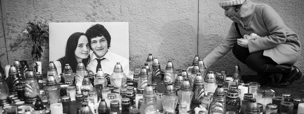 Słowacja Jan Kuciak morderstwo dziennikarza