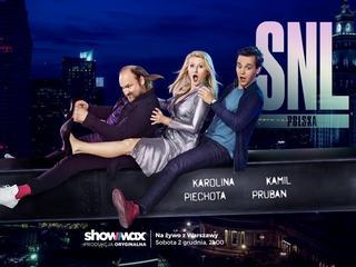 Saturday Night Live nad Wisłą. Znamy obsadę programu i gości, którzy poprowadzą show