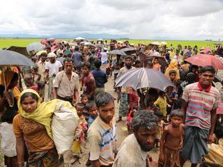 To, co dzieje się w Birmie, to podręcznikowy przykład czystek etnicznych
