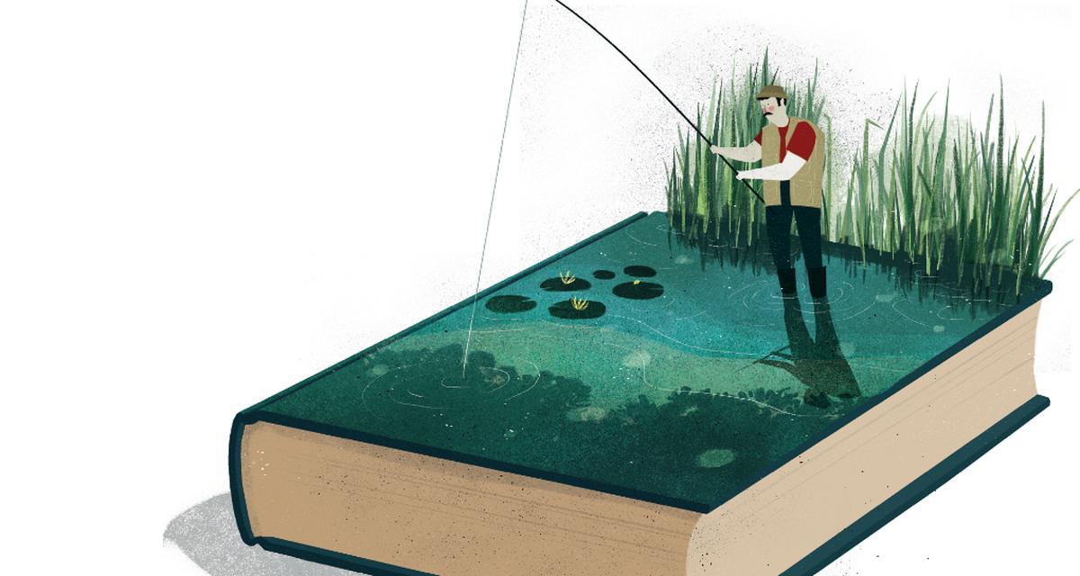 Książki pod parasol