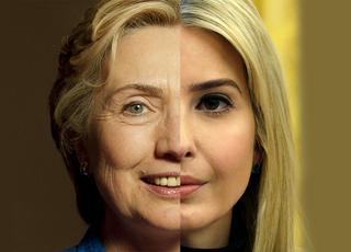 Ivanka Trump. Mała pomocnica tatusia
