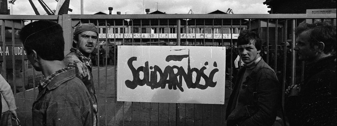 strajk 1980 Gdańsk