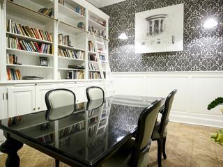 Nowoczesne tapety w domu, mieszkaniu i biurze