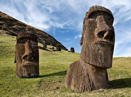 Wyspa Wielkanocna u progu katastrofy [WIDEO]