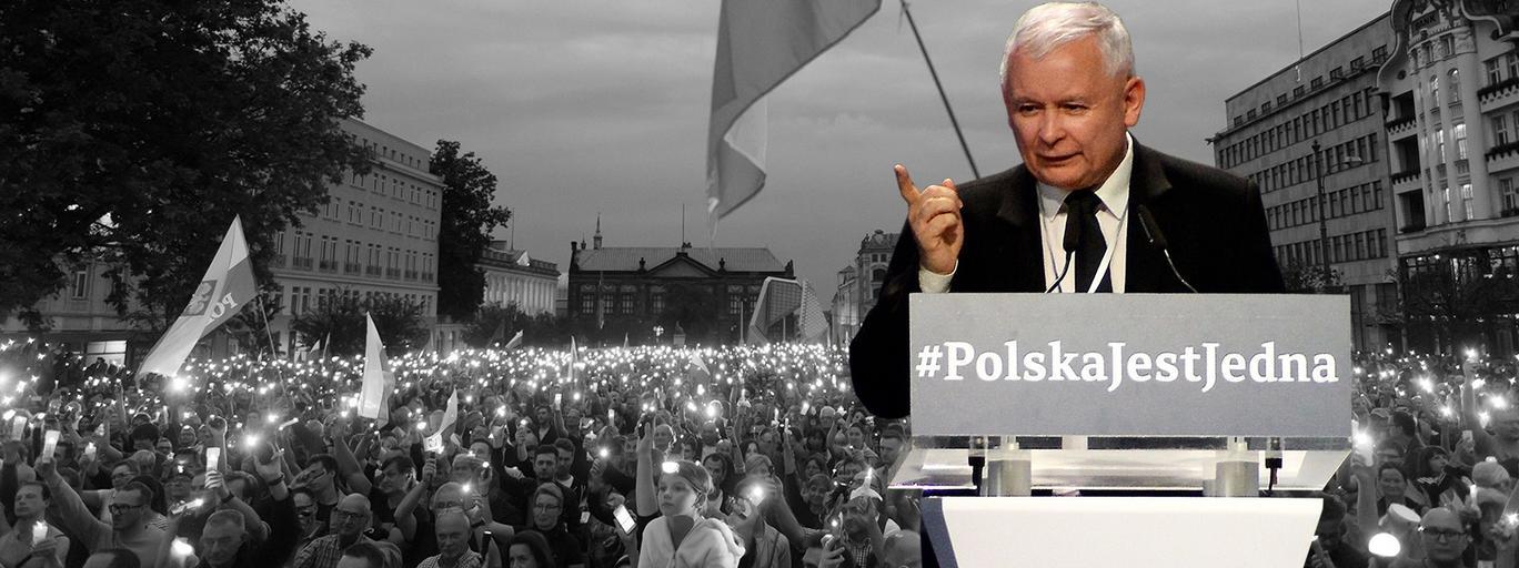 Prawo i Sprawiedliwość PiS polityka Jarosław Kaczyński