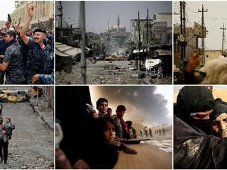 Mosul odbity z rąk ISIS