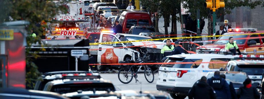 Manhattan, zamach, atak, nowy york