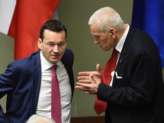 Tata premiera, czyli problemy z Kornelem Morawieckim