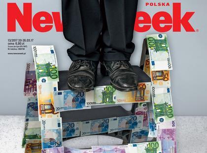 okładka nr 13/2017 Newsweek