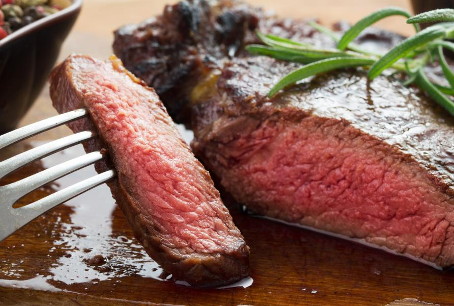 mięso stek kotlet