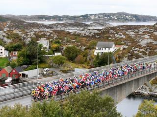 Kolarskie mistrzostwa świata w Bergen? Trasa tylko dla odważnych