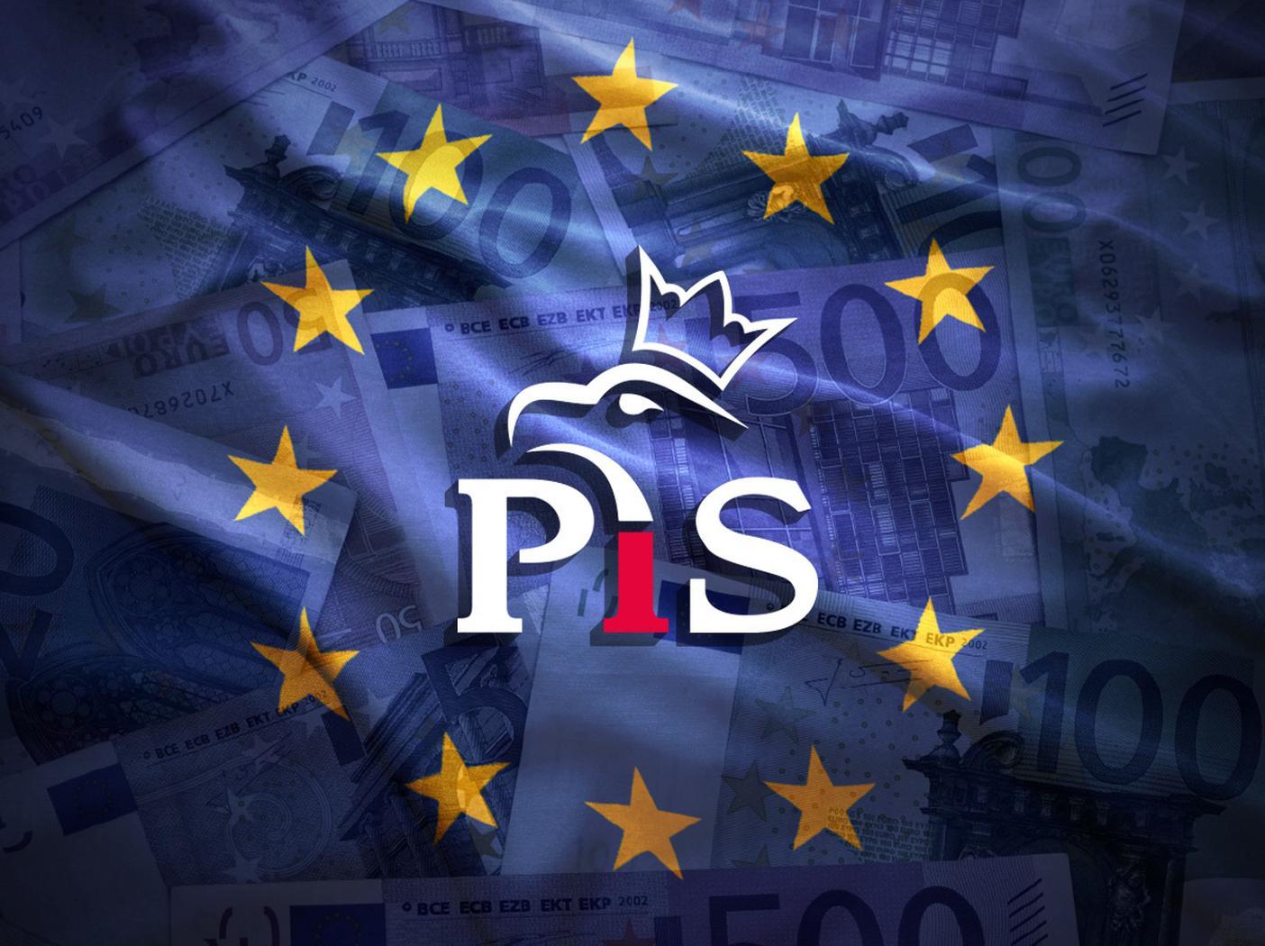 Znalezione obrazy dla zapytania PIS unia europejska