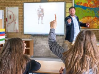 Dorota Łoboda: Nauczyciele nie radzą sobie z realizacją podstawy programowej
