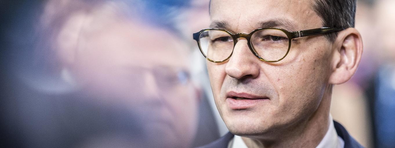 Mateusz Morawiecki PiS polityka Prawo i Sprawiedliwość